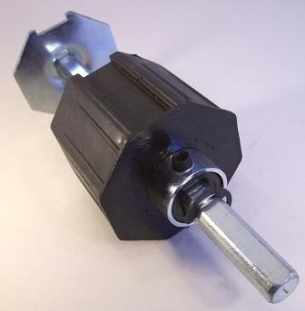 Idler to suit Safety Brake and 70mm octagonal tube